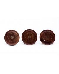 Н-4 - Подставка для палочек и конусов круглая диаметр 10 см.