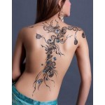Скидка на временные татуировки до конца лета -  45%!