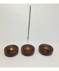 Н-12 - Подставка для палочек и конусов круглая, диаметр 7,5 см, высота 2,5 см