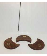 Н-17 - Подставка для палочек и конусов в виде полумесяца, диаметр 10 см