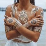 Временные татуировки-наклейки. Купить в Екатеринбурге