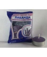 Свечи чайные ароматизированные